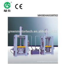 Operación fácil Prensa de formación de madera, curvada Ply, frecuencia alta, curva, madera, formando, prensa, ood, prensa, máquina