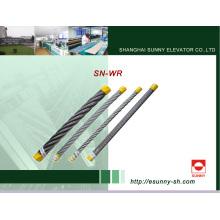 Синтетические и натуральные волокна для лифтовой канавки (серия SN-WR)