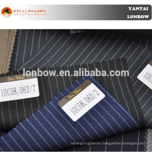100% merino wool fabrics for men's wool coat Italy