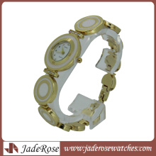 Neueste Mode Quarz Lady Armbanduhr