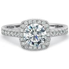 Joyería de plata del anillo del diamante CZ 925 de las ventas calientes