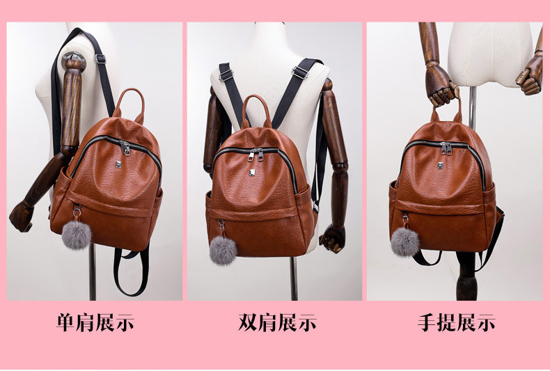 lady double shoulder bags Y10226 (4)