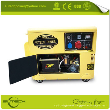 high quality15kva Super Silent Diesel Generator set price With commins Engine