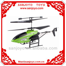 Helicóptero teledirigido de KVIN del helicóptero de R / C de 2 canales K016