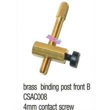Bronze obrigatório frente post B para a máquina do tatuagem / arma
