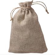 Burlap dust bag cheap sale online