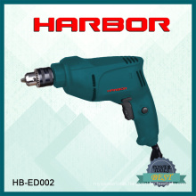 Hb-ED001 Harbor 2016 Hot Selling Small Electric Drill Electric Drill Machine