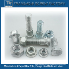 Automotive Fasteners Lug Bolt Nut