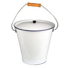 2015 alta qualidade popular esmalte balde