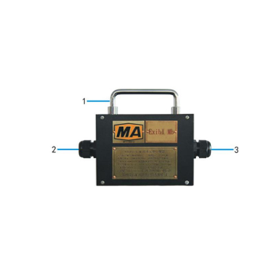 Mining Safe Repeater