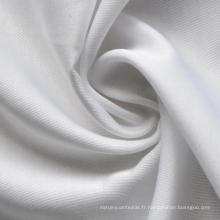 60% Coton 40% Tissu en polyester 45s Tissu en sergé CVC
