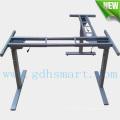 Schreibtisch höhenverstellbar elektrisch Ergonomischer Motor Steh- oder Sitztisch