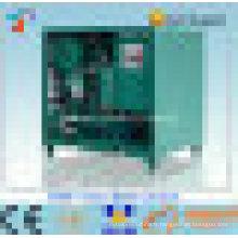 Purificateur d'huile isolant de transformateurs électriques de technologie brevetée par dessus (ZYD-200)