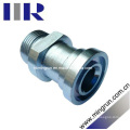 Metric Male / L - Series Flange Fitting Flange Adapter (1CFL)