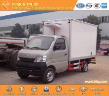 CHANGAN βενζίνης μίνι ψύξη φορτηγό euro5 2tons