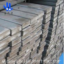 Hot Rolled oder Cold Drawn Stahl Flats Bar / A36 Ss400 S20c Kohlenstoffstahl