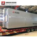 SZS Big Capacity Gas Water Tube Steam Boiler