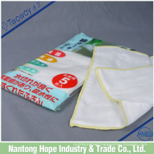 100% cotton dishcloth is good for household with best absorbency