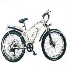 500W 48V Bafang Motor Samsung Battery Fat Tire Snow Ebike