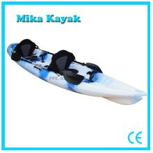 Kayak de la pesca Molde de Roto para la venta Sit on Top Canoa del océano