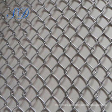 9 Gauge 1m-50m Longitud Chain Link Fence