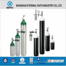 Small Portable High Pressure Medical Aluminum Gas Cylinder (MT-2/4-2.0)