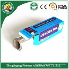 Peluquería de rollo de papel de aluminio con descuento de mejor calidad