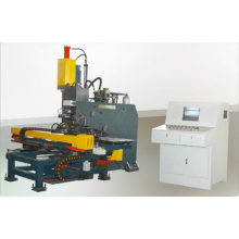 CNC Hydraulic Number Plate Punching Machine