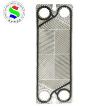 Теплообменник жидкость-жидкость SS316 пластина GX13