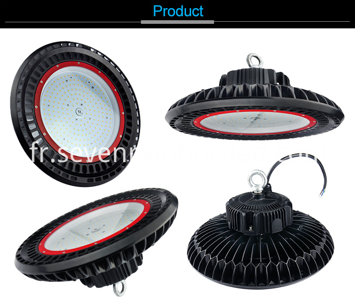 LED UFO high bay lamp