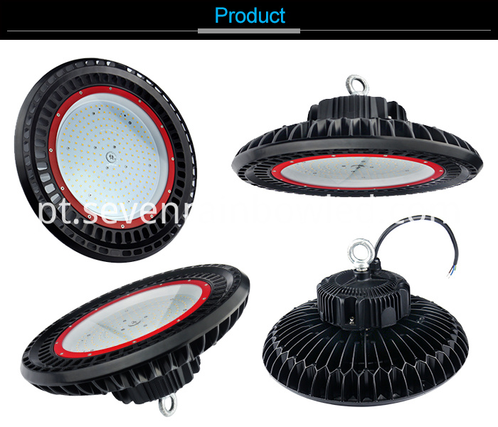 Round UFO Led High Bay Light