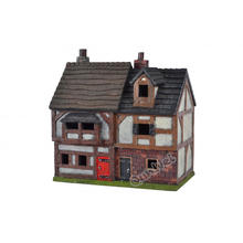 Factory directly sale for Resin Poly Dollhouse,Dollhouse Miniature Polyresin,Arched Resin Poly Dollhouse Wholesale from China 1/12 scale lovely design resin poly dollhouse supply to Germany Factories