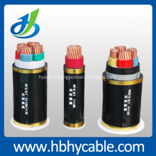 0.6/1KV Copper Conductor XLPE Insulated PVC Sheathed Steel Tape Armoured Power Cable