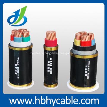 3.6 / 6kv-26 / 35kv 2.5mm XLPE isolierte Stromkabel