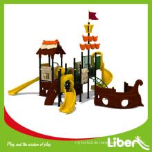 Fabrik Preis TÜV Zertifikate genehmigt Kinder Outdoor Spielplatz zum Verkauf Private Serie LE-HD.005