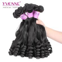 Extensão de cabelo humano Virgin Funmi Remy