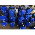 On-board tank truck gear oil pumps