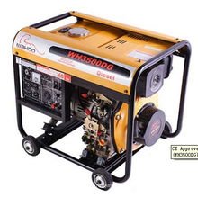 CE approved 3kw Diesel power Generator (WH3500DG)