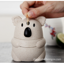Cute Koala Bear Toothpick Animal Holder
