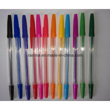 944 Stick Ball Pen with Colorful Barrel