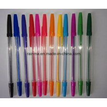 944 Stick Ball Pen com Barril Colorido