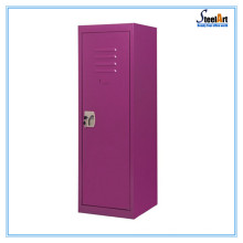 Children clothes storage small colorful steel locker on Amazon