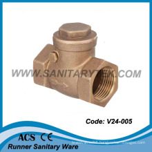 Forged Brass Swing Check Valve (V24-005)