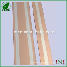 electrical thermostat material electrical contact strip
