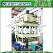 Hydraulic rim press machine