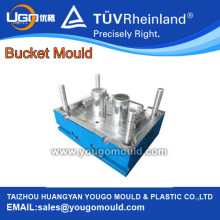 2 Cavity Bucket Mould