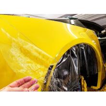 abastecimento de barra transparente para carro