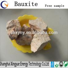 Bauxit Fabrik produzieren 80% AL2O3 kalziniert Bauxit Preis