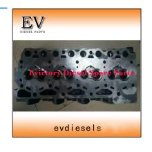 Головка блока цилиндров двигателя VOLVO D5D