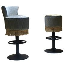 Chaise de bar d'hôtel de luxe Meubles d'hôtel de haute qualité